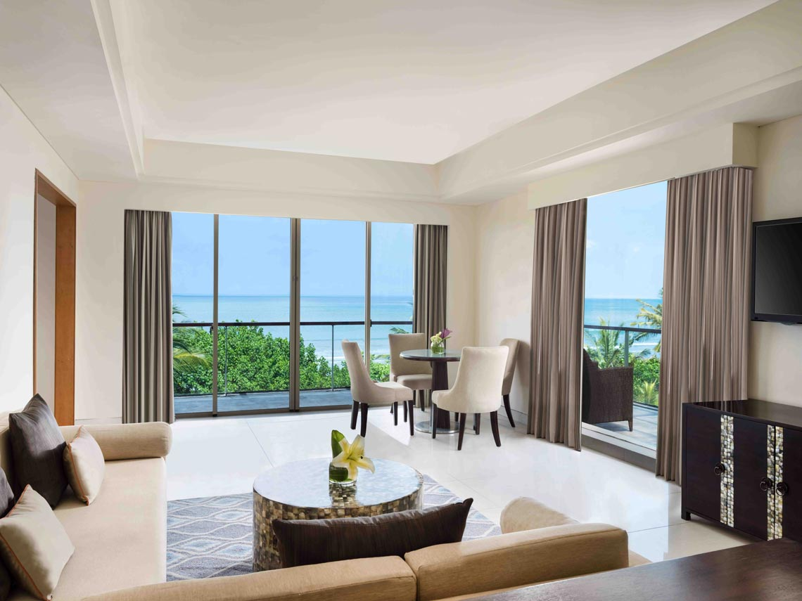 vacation in Bali - Ocean View Suite
