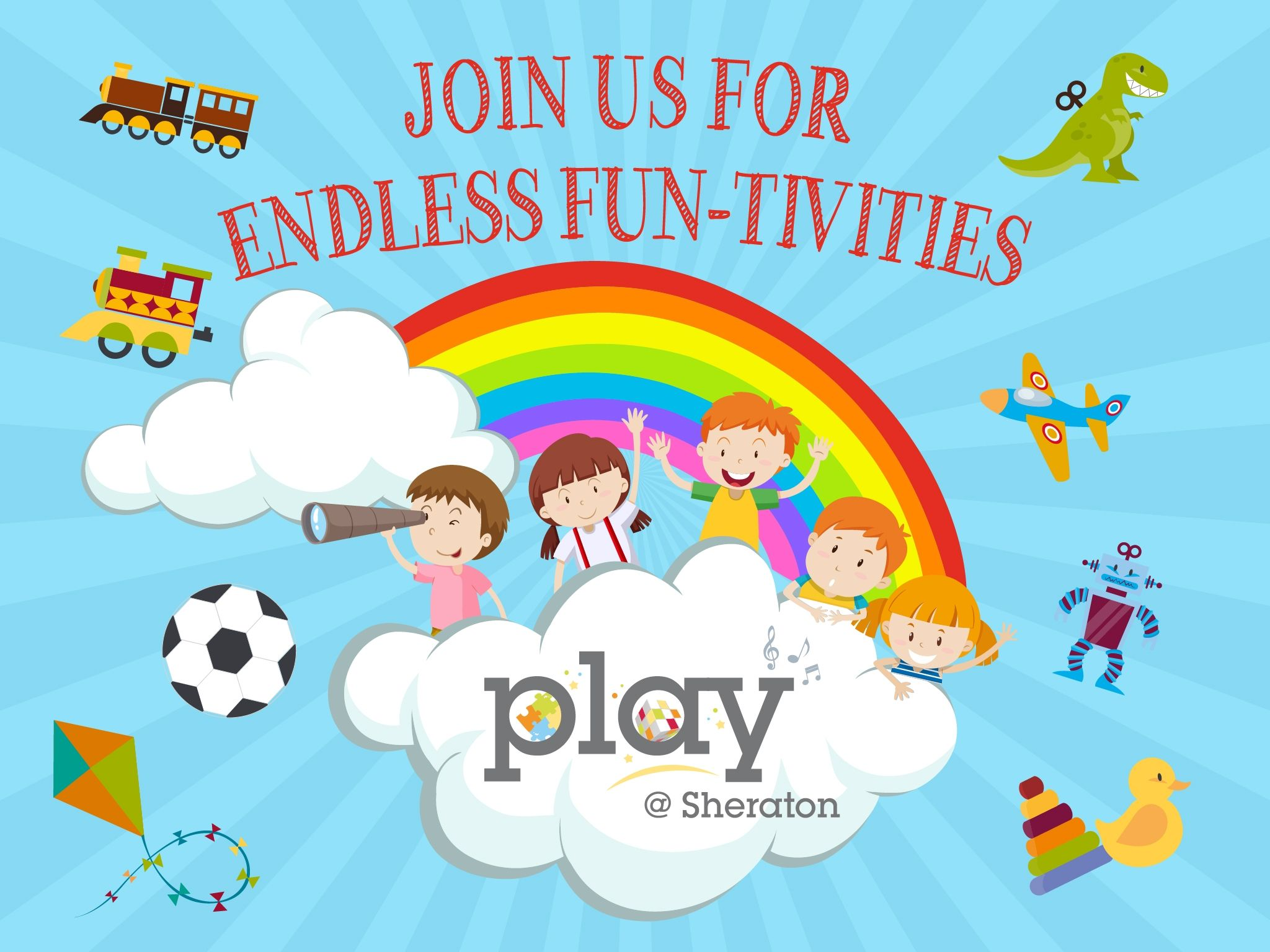 Play@Sheraton - Kids Club Membership